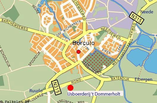 Route Boeren Genot 2014